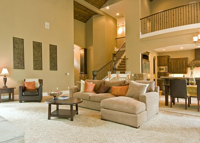Star_Living room walls