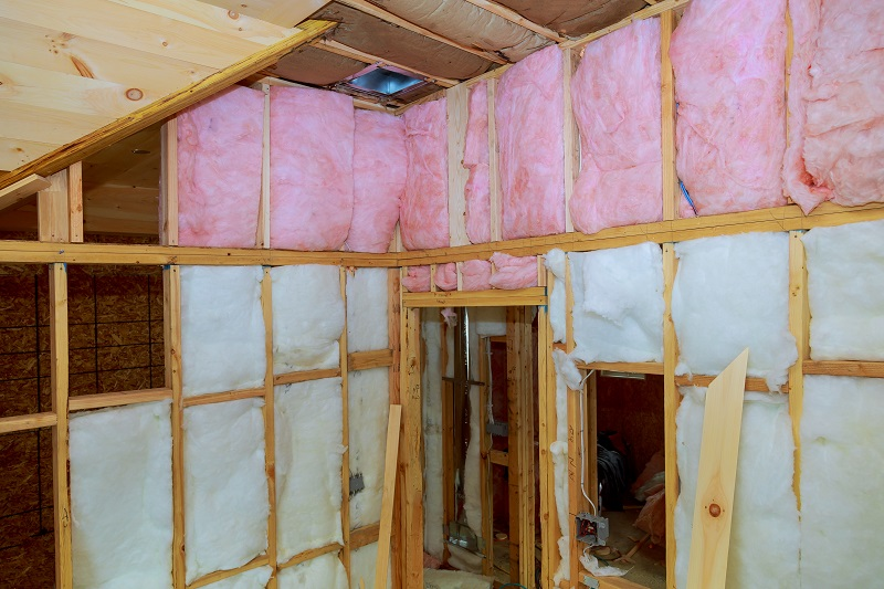 Residential Insulation Contractors Fiberglass Installation